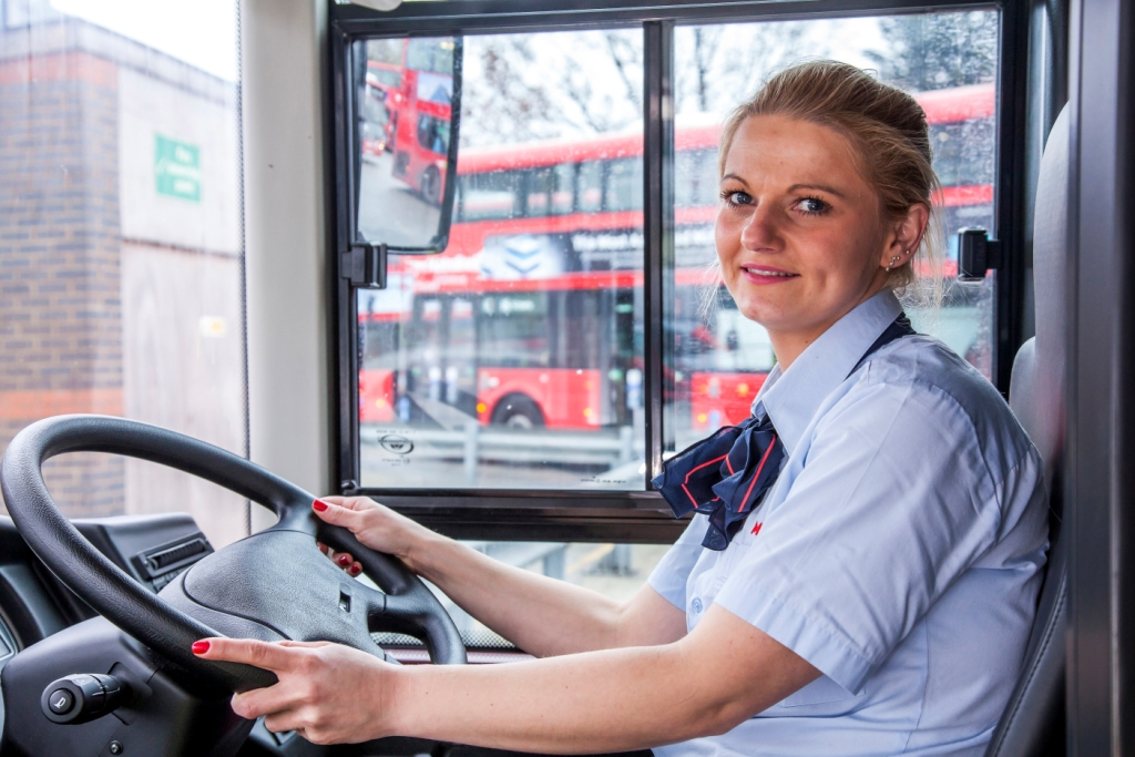 become a London bus driver with metroline