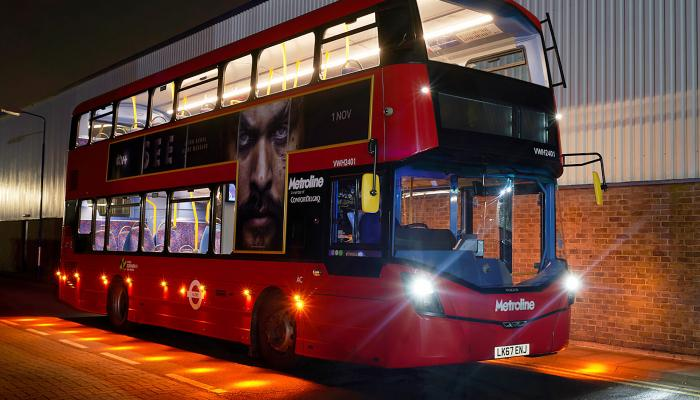 Metroline pilots Bus Safety Innovation
