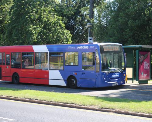 Metroline Commercial Route 84