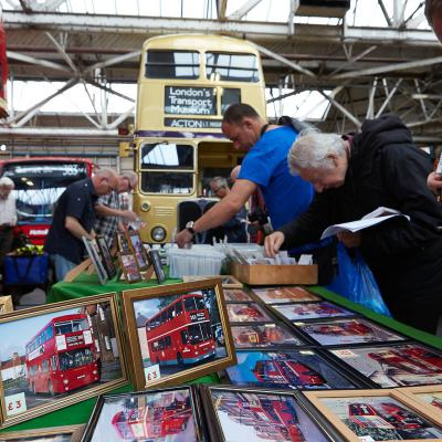 metroline Potters Bar Garage Open Day