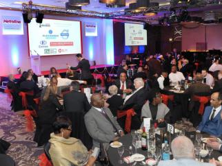 Metroline Service Awards 2016.