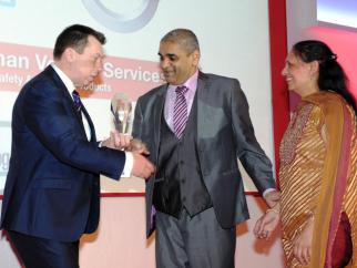 Congratulations Hirji Hirani, finalist for the Award of Top London Bus Driver at the 2016 UK Bus Awards.